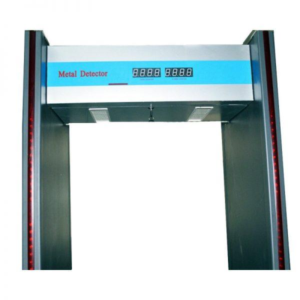Metal detector in Bangladesh