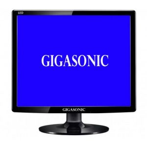 "Gigasonic 17"" LED Monitor for CCTV Camera"