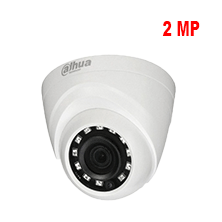 DAHUA 2 MP Dome Camera | HAC-HDW-1200R