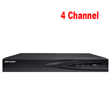 Hikvision 4 Channel Network Video Recorder   DS-7604NI-K1