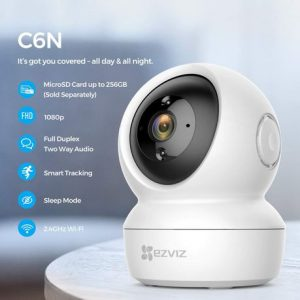 Ezviz 2 MP Smart WiFi Camera C6N